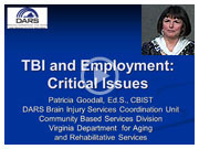 Video: Getting to Work After a Traumatic Brain Injury