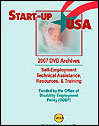 2007 Self Employment Archived Webcasts DVD