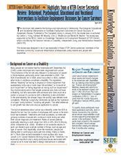 KTER Center Technical Brief #5