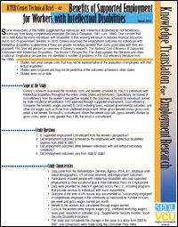 Tech brief - March 2012