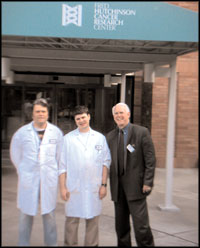 Fred Hutchinson Cancer Research Center employees