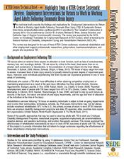 KTER Center Technical Brief #6