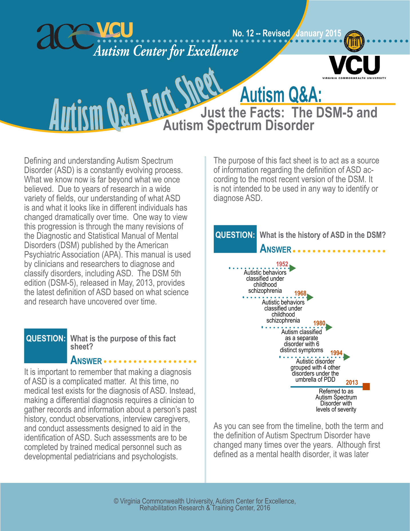 Special Education Eligibility And Dsm 5 >> View Resource Vcu Rrtc