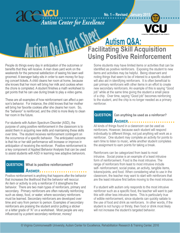 Content - VCU Autism Center for Excellence