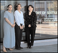 Port of Seattle employees